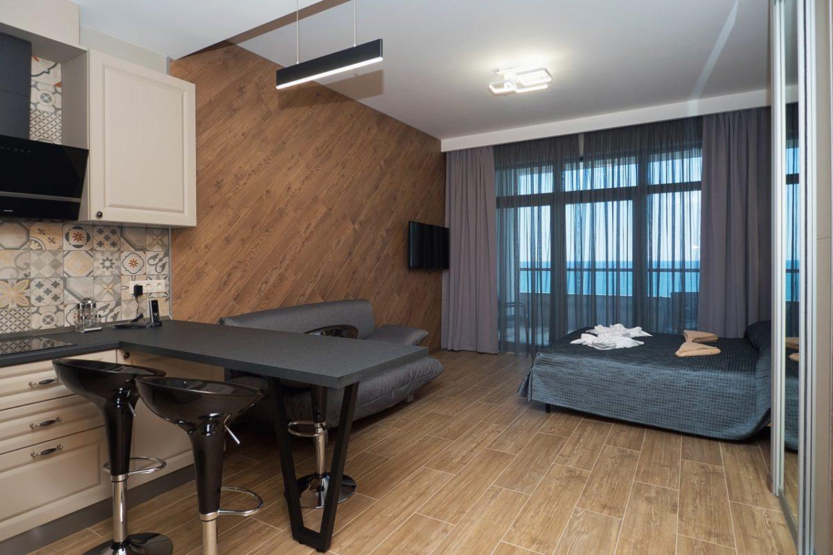 Однокомнатный апартамент